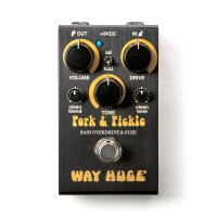 Way Huge WM91 Smalls Pork & Pickle Bass Overdrive & Fuzz