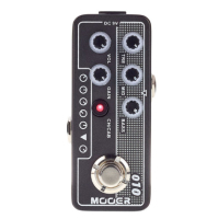 Mooer Micro Preamp 010 Two Stones