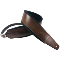 Profile FPB02 Italian Leather Strap Dark Tan