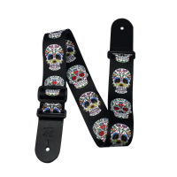 Profile TMS022 Poly Mexican Skull Strap