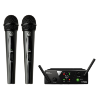 AKG WMS40 MINI Dual Instrumental Set