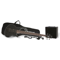 Epiphone Toby IV Bass Performance Pack - Ebony