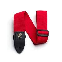 Ernie Ball EB-4040 Guitar Strap - Red