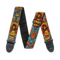 Dunlop JH12 Jimi Hendrix Lotus Strap