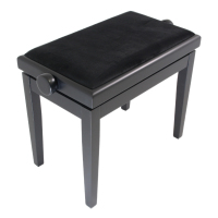 Supreme KB100 Piano Bench Matte Black