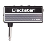 Blackstar amPlug2 Fly Bass AP2-FLY-B