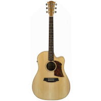 Cole Clark Fat Lady 2 Bunya/Blackwood CW