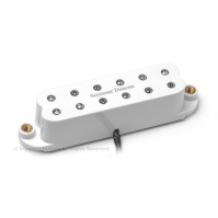 Seymour Duncan SJBJ-1b JB Jr. for Strat White