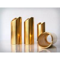 The Rock Slide TRS-MB Polished Brass Slide - Medium