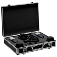 AKG C414 XLS/ST, Stereo Set, 9 polar patterns, linjär frekvensrespons