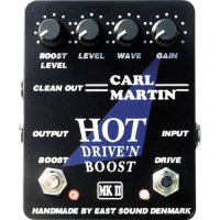 Carl Martin Hot Drive n Boost