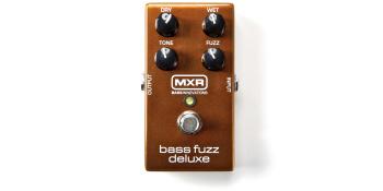MXR M-84 Bass Fuzz Deluxe