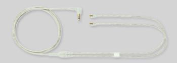 Shure EAC64CL | 1,6m kabel, klar, SE-serien