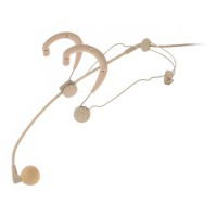 Shure WBH54T   Headset Kond. Supernjure, TA4F, beige