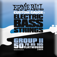 Ernie Ball - Bass Flatwound Nickel Semi-firm 050-105 EB-2804