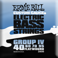 Ernie Ball - Bass Flatwound Nickel Flex 040-095