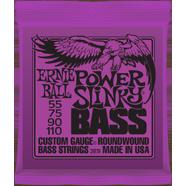 Ernie Ball - Bass Roundwound Nickel Power Slinky 055 - 110