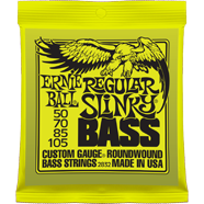 Ernie Ball - Bass Roundwound Nickel Regular Slinky 050 - 105