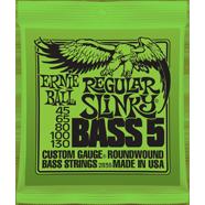 Ernie Ball - Bass 5-strängad Roundwound Nickel Regular Slinky 045 - 130 EB-2836